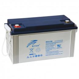 Bateria Gell Ritar DG12-120 12V 120Ah Terminal F5/F12 40.7x17.7x22.5cm