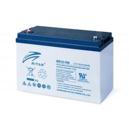 Bateria Gell Ritar DG12-90 12V 90Ah Terminal F12/F15 30.6x16.9x21cm