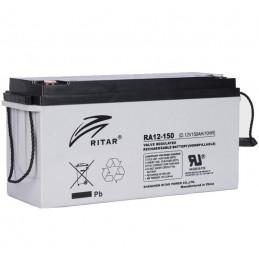 Bateria AGM VRLA Ritar RA12-145 12V 145Ah Terminal F5/F12 34x17.3x28cm