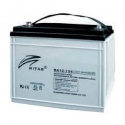 Bateria AGM VRLA Ritar RA12-134 12V 134Ah Terminal F5/F12 34x17.3x28cm