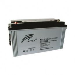 Bateria AGM VRLA Ritar RA12-120 12V 120Ah Terminal F5/F12 40.7x17.7x22.5cm