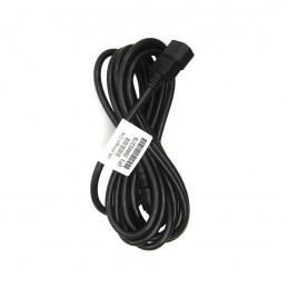 Cable de alimentación Lenovo 39Y7932, C13 A C14, Negro
