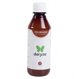 Cera Limpiadora Brillo Madera 270ml, 337 Daryza