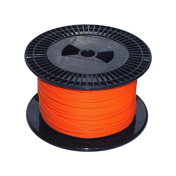 Fibra Optica Multimodo Indoor 1 Fibra OM2 50/125um Orange Single-core X Metro Chaqueta PVC