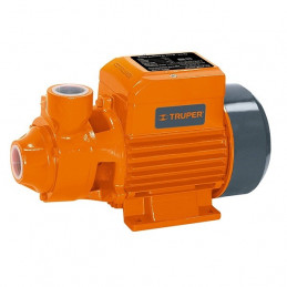 "Bomba Electrica de Agua Perisfericas 1/2HP 3450RPM Entrada y Salida 1"" Altura Maxima 40 Metros, BOAP-1/2-260 15019 Truper"