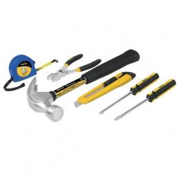 Juego de herramientas 6 Piezas, JGO-CAS6 22972 Pretul