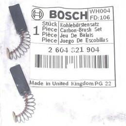 Carbones de Repuesto CSB GBM GSR GSS GST PST SB ST,Bosch 2604321904