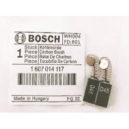 Carbones de Repuesto GAH GBH GBM GEX GSB GSS PBH PBS PST, Bosch 1607014117