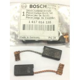 Carbones de Repuesto GBH 5-38 GSH 388 TSH 5000, Bosch 1617014138