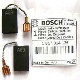 Carbones de Repuesto GBH 10 11 DC DE GSH 10 11 MH 10, Bosch 1617014126