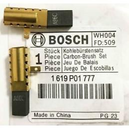 Carbones de Repuesto 11258 GBH PBH TBH, Bosch 1619P01777