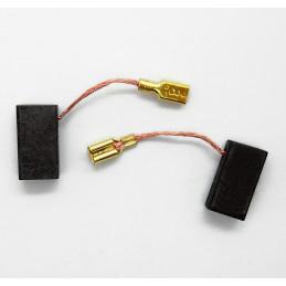 Carbones de Repuesto GSR 6-45 6-25 6-60 TE, Bosch 2604321943