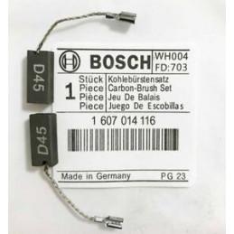 Carbones de Repuesto skil 9210 9500 9270 9280 Bosch GWS PWS GEX, Bosch 1607014116