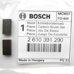 Carbones de Repuesto GSB GBM PBS PEX PWS SKIL 5740 7360 7630, Bosch 2610391290