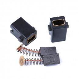 Carbones de Repuesto GSB 500 RE GSB 1300 TSB 5500 GSB 570 550, Bosch 1619PA1407