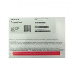 Sistema Operativo Microsoft Windows PRO 10, 64 bits, español, 1pk, DSP OEI DVD