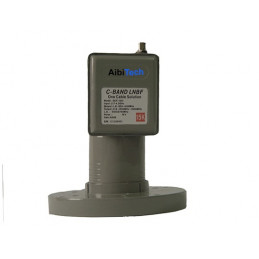 LNB Banda C One Cable Solution 15K Polaridad Automatica