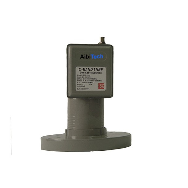 LNB Banda C One Cable Solution