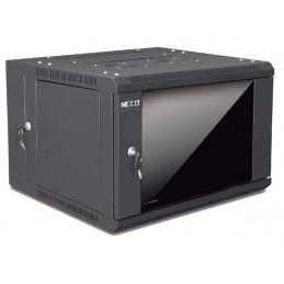 Gabinete de Pared Nexxt PCRWESKD06U55BK SKD 6RU 6U A60cm P55cm