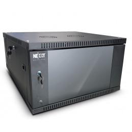 Gabinete de Pared Nexxt PCRWESKD04U45FXBK SKD 4U A60cm P45cm