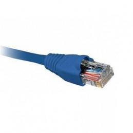 Patch Cord Nexxt PCGPCC6ALZ07BL Cat6A 2.1M 26AWG LSZH Azul