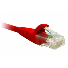 Patch Cord Nexxt AB361NXT03 Cat6 0.91 Rojo
