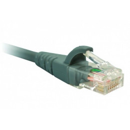 Patch Cord Nexxt AB361NXT01 Cat6 0.91M Gris