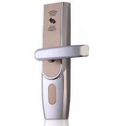 Cerradura Electrónica de Proximidad Zkteco LH5000/R Derecha MIFARE-1 13.56mhz para Puertas 33-55mm