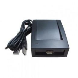 Enrolador de Tarjetas USB Zkteco CR50W Proximidad MIFARE 13.56MHz, lectura y escritura