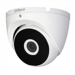 Camara Domo Dahua HAC-T2A21N-0280B 2MP 1080P 4en1 Eyeball Metal Cooper 2.8mm IR20m Smart IR IP67