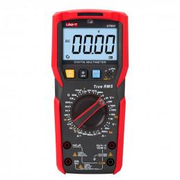 Multimetro Digital UNI-T UT-89X True RMS ACDC1000V 20A Resistencia Capacitancia Frec Temp hFE Diodo Continuidad