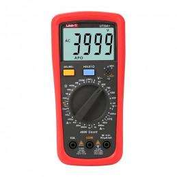 Multimetro Digital UNI-T UT-39A+ DC1000V AC750V 10A Resistencia Capacitancia hFE Diodo Continuidad