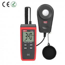 Luminometro Luxometro Digital UNI-T UT-383S 0-199,900Lux medidor de luz digital
