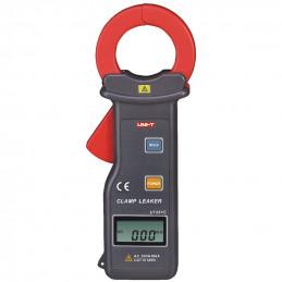 Pinza Amperimetrica para Medir Corriente de Fuga Digital UNI-T UT-251C AutoRango AC600A 50Hz/60Hz