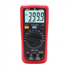 Multimetro Digital UNI-T UT-136B+ NCV ACDC1000V 10A Resistencia Capacitancia Frec hFE Continuidad Diodo