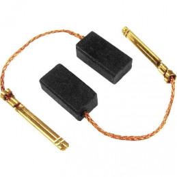 Carbones de Repuesto Bosch PWS Skil 1820 9160 9165 9170 9175 9370 9375, Bosch 1607000994