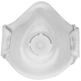 Mascarilla con Valvula para Vapores Organicos TIPO N-95, Clip Metalico, MAS-POR-V-B 19757 Truper