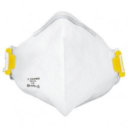 Mascarilla Plegable para Polvo Tipo N-95, Polvo y Particulas sin Aceite, Clip Metalico, MAS-PLE 14427 Truper