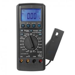 Multimetro Automotriz Prasek PTW-8088A Autorango AC750V DC1000V 20A RPM Capacitancia Temp