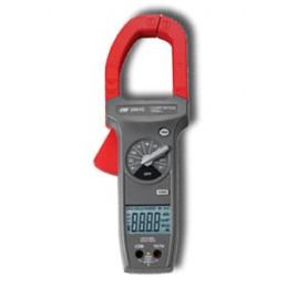 Pinza Amperimetrica CIE CIE-2601C DC1000V AC750V Resistencia Capacitancia diodo continuidad Frecuencia