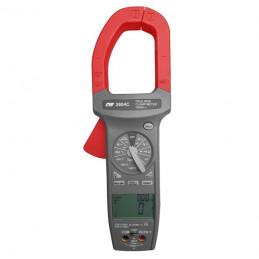 Pinza Amperimetrica CIE CIE-2604C True RMS DC1000V AC750V 1000A Resistencia Capacitancia Temp Frec Diodo