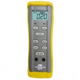 Termometro Digital CIE CIE-307P Tipo Dual Termocupla -50-1300G