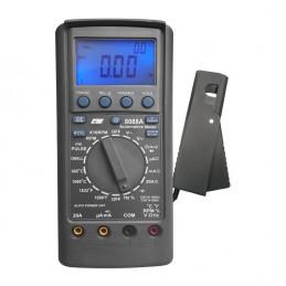 Multimetro Automotriz CIE CIE-8088A RPM DC1000V AC750V Resistencia Capacitancia Temp Diodo Frec
