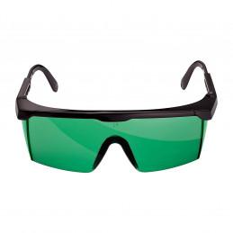Lentes Gafas para Vision Laser Bosch Verde Para niveles y medidores Mejora la visilidad