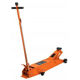 Gata Tipo Lagarto 5 T, Altura M 56cm M 15cm 87kg, Profesional con Pedal de Levante Rapido, GAPRO-5, 14957 Truper