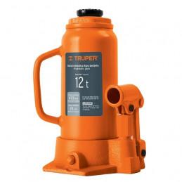 Gata de Botella 12 Toneladas, Con Tornillo de Extension, Altura Max 475 mm, GAT-12 14818 Truper