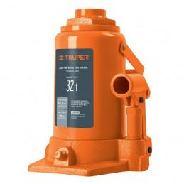 Gata de Botella 32 Toneladas, Con Tornillo de Extension, Altura Max 427 mm, GAT-32 14819 Truper