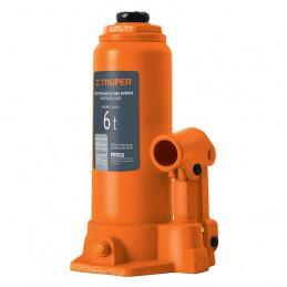 Gata de Botella 6 Toneladas, Con Tornillo de Extension, Altura Max 435 mm, GAT-6 14814 Truper