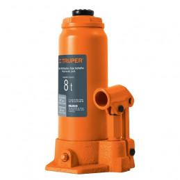 Gata de Botella 8 Toneladas, Con Tornillo de Extension, Altura Max 470 mm, GAT-8 14816 Truper