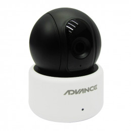 Cámara IP inalámbrica Advance ADV-A17, Indoor, CMOS, Dia/Noche, 720p, H.264